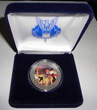 NESA Eagle Scout Court of Honor Norman Rockwell Silver Coin & Case 2013 Jamboree