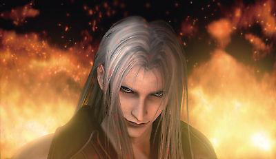 """Final Fantasy 7 Advent Children Sephiroth Fridge Magnet 2"""" x 1.5"""" #5"""