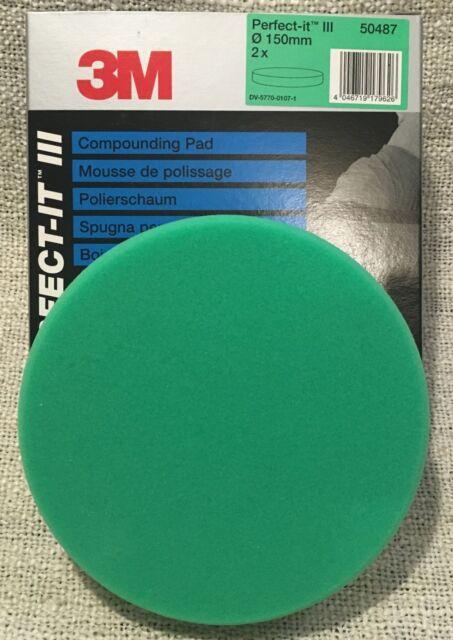 1 x 3m Perfect it III Polishing foam 50487 for fast cut plus (50417) 150mm