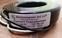 Electromagnetic Ind. Toroidal Current Transformer 7rl-151