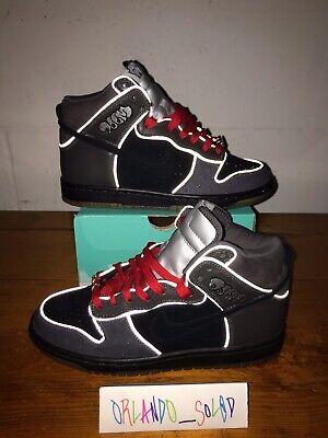 Nike Sb Dunk High Premium MF DOOM Size