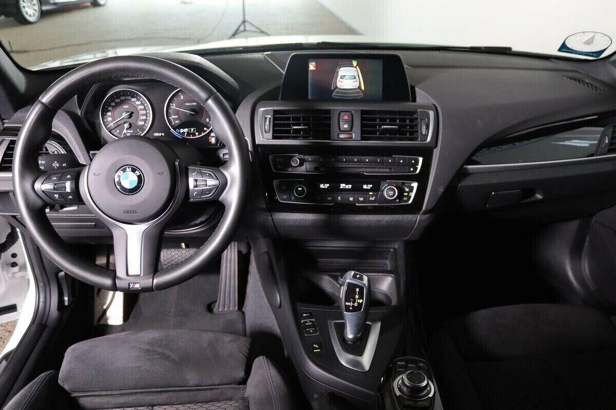 BMW 120d 2,0 M-Sport aut. - billede 14