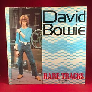 DAVID-BOWIE-Rare-Tracks-1985-UK-VINYL-LP-RECORD-EXCELLENT-CONDITION
