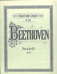Beethoven-SEXTETT-Op-81