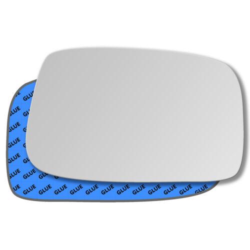 Rechts Beifahrerseite Spiegelglas Außenspiegel für Peugeot 807 2002-2010