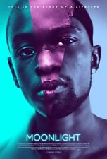 Moonlight Movie 2016 Oscar Best Film Korean New Print Poster 24x36 27x40 P-1292