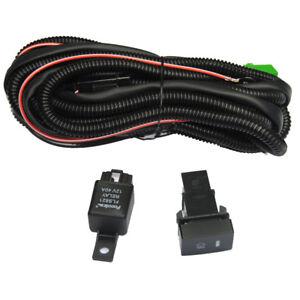 hr wiring harness relay wiring harness switch h11 for honda fit hrv hr v add on fog  honda fit hrv hr v add on fog