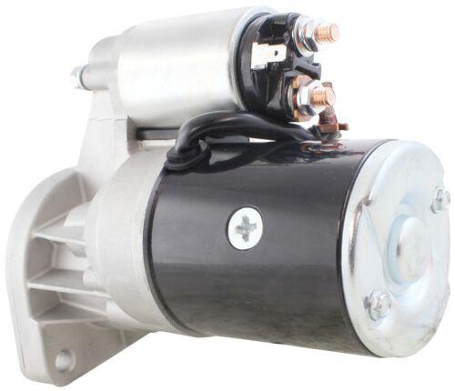 New Starter fits Massey Ferguson MF1010 MF1020 MF1030 MF1035 Tractor 3435016M91