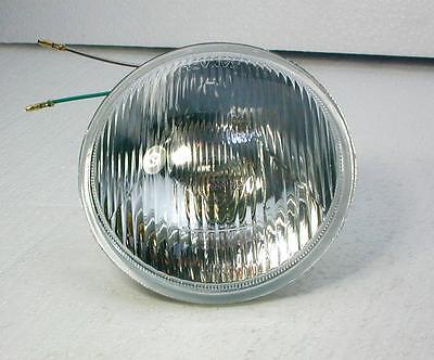 Motorcycle Headlight Unit with Park Light QX042