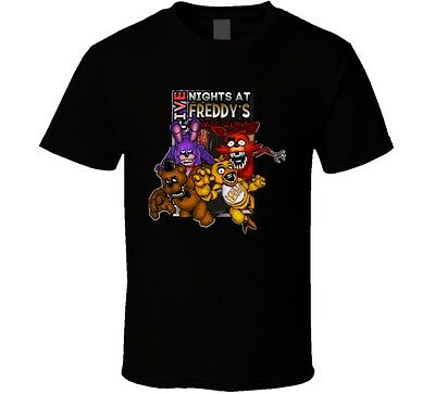 Five Nights at Freddy's Comic Comes Alive t-shirt FNAF
