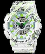 GA-110TX-7A White G-shock Men's Watches Analog Digital Resin Band New