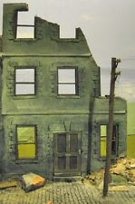 1/35 Scala ~ rovinato cittadina europea CASA DIORAMA MODEL KIT