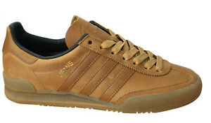 low priced 9736b 500a9 Image is loading Adidas-Originals-Jeans-MKII-Mens-Trainers-Lace-Up-