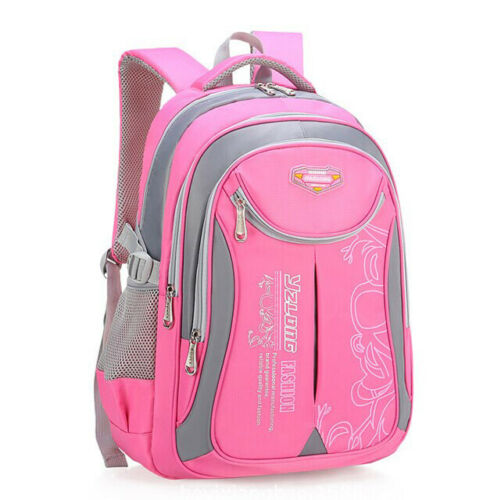 Children School Bags Waterproof Backpack Protect Spine For Teenagers Boys Girls