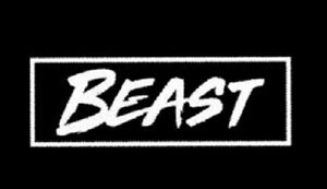 MR-BEAST-IRON-ON-Decal-6-X-2-Inches-White