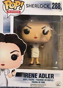 Funko Sherlock Irene Adler Vinyl Figure