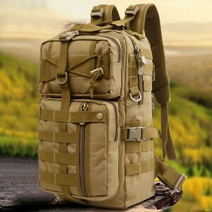 30L-Outdoor-Military-Rucksacks-Tactical-Backpack-Camping-Hiking-Trekking-Bag-HOT