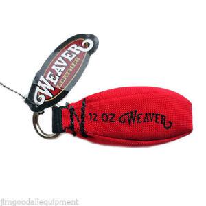 Cordura Red Throw Line Bags by Weaver 16 Oz Aerodynamic Design Increase Throw