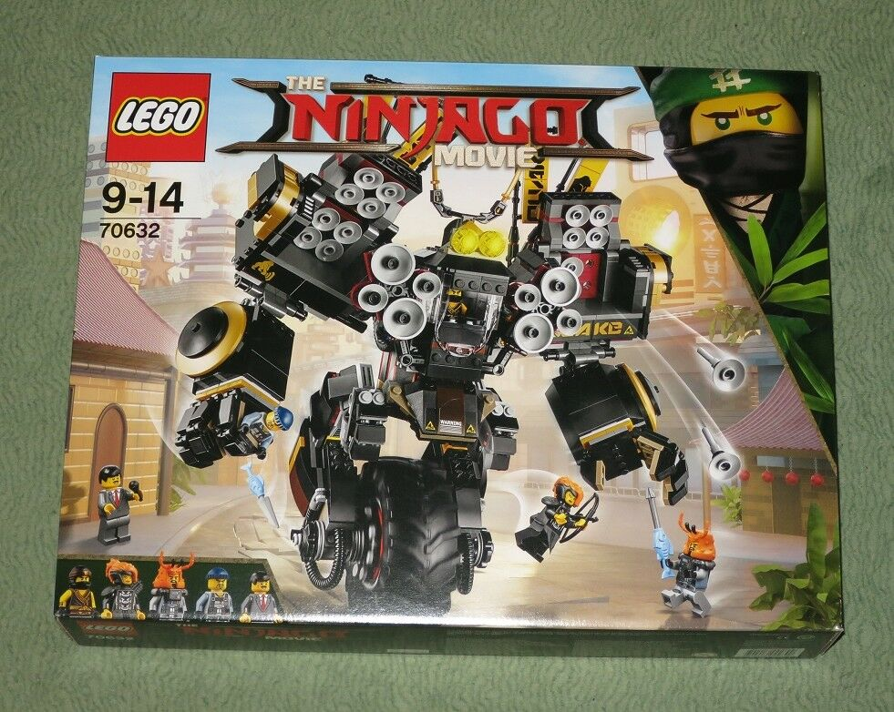 Lego Ninjago Movie Set Set Set 70632 Cole's Donner-Mech NEU & OVP 570d2f