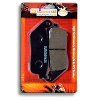 Honda Rear Brake Pads Fsc 600 Silverwing (02-12) 2004 2005 2006 2007 2008 2009 >