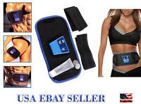 Newest Ab Gymnic Slimming Muscle Arm Leg Waist Massage Belt-top Notch