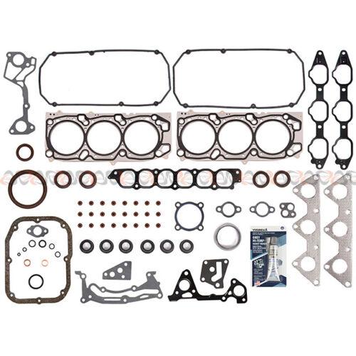 Fits 06-11 Mitsubishi Eclipse 3.8L SOHC Full Gasket Set 6G75
