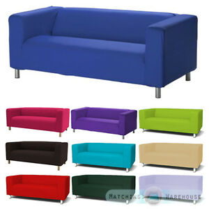 Genial Image Is Loading Slipcover For Ikea Klippan 2 Seater Sofa Sofa