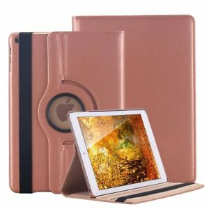 360° Swivel PU Leather Case Folio Keyboard Cover For Apple iPad Pro 12.9 1//2 Gen