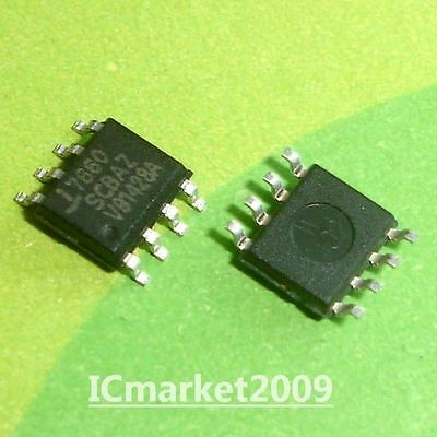 50PCS ICL7660SIBAZ SOP-8 Super Voltage Converter NEW IC