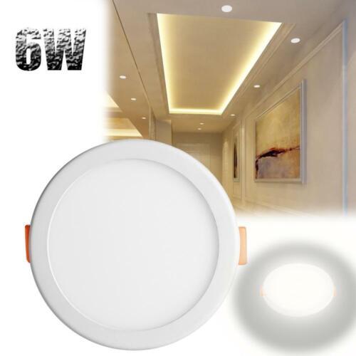 LED Einbau Licht Deckenleuchte Einstellbar Loch Panel Lampe 6W 8W 15W 20W