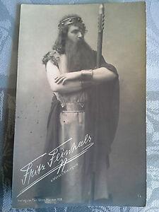 Opera-Wagner-Bayreuth-ancienne-CPA-carte-postale-Postkarte-1900-1920