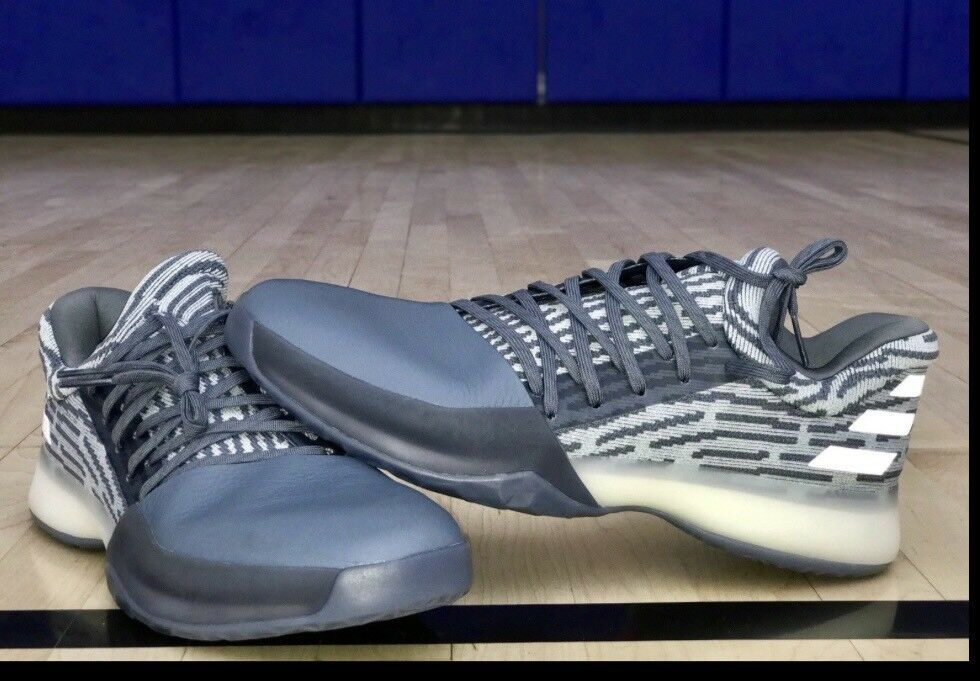 d516f6986 ADIDAS HARDEN VOLUME 1 PE MVP NEVER RELEASED PLAYER EXCLUSIVE SIZE 14