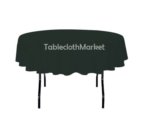 """12 Pack 70/"""" Inch round Polyester Tablecloth 24 COLOR Table Cover Wedding Banquet"""