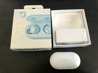 Samsung Galaxy Buds True Wireless Earbuds White 887276319650 Ebay