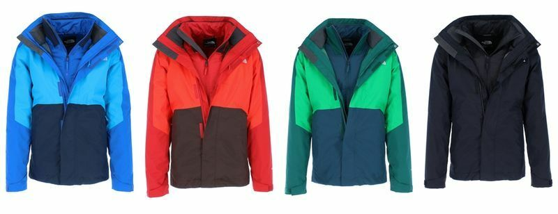 The North Face - Kabru Triclimate Herren Funktionsjacke