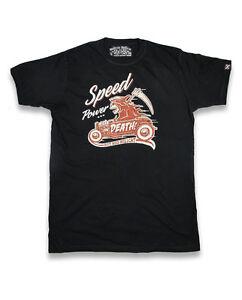 Hotrod Hellcat Herren REAPER T-Shirt.Biker,<wbr/>Tattoo,Custom,<wbr/>Oldschool Style