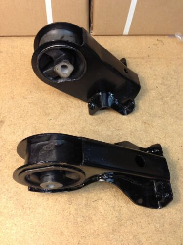 Dodge Stratus Plymouth Breeze Front /& Rear Motor Mount 2PCS for Chrysler Cirrus