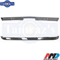 73 Barracuda Cuda Front & Rear Bumper Set Triple Chrome Plated Amd