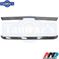 73 Barracuda Cuda Front & Rear Bumper Set Triple Chrome Plated Amd
