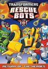 Transformers Rescue Bots Return of The Heroes - Dvd-standard Region 1