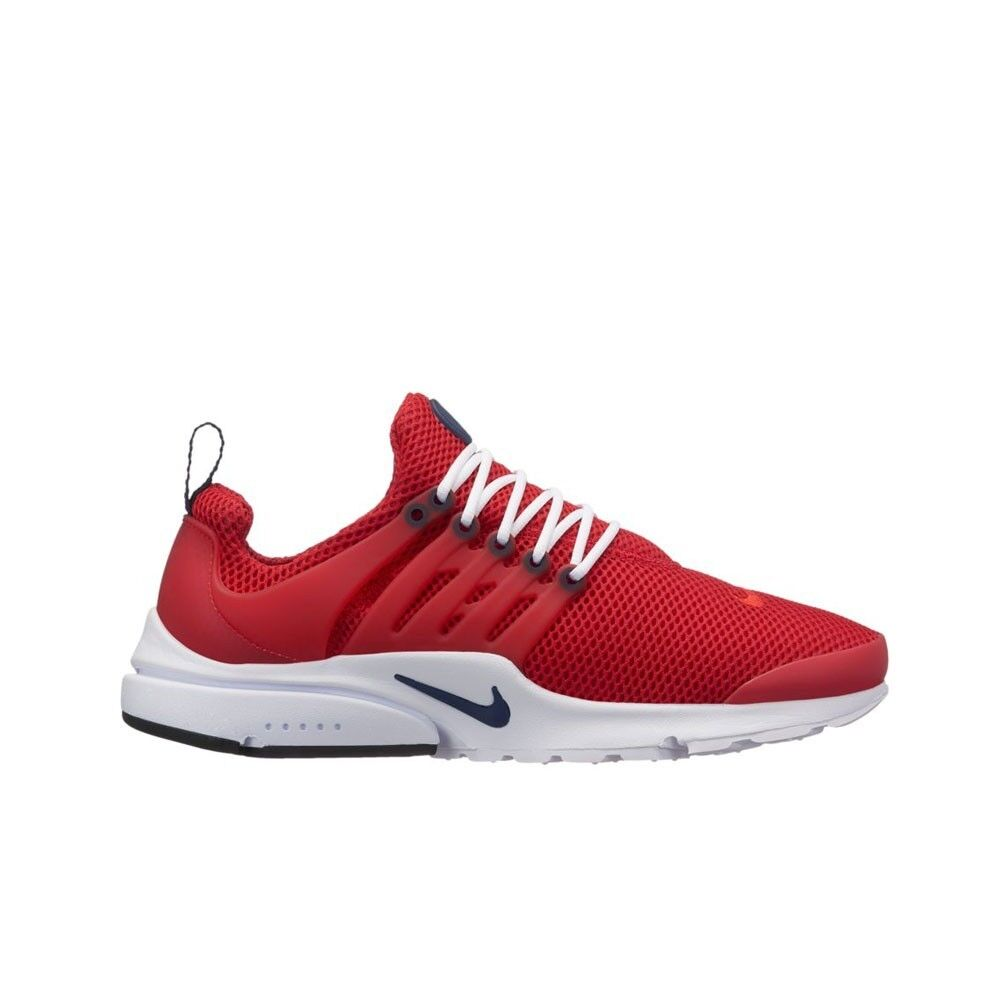 Nike Air Presto Essential Shoes (University Red/Midnight Navy) Men's Shoes Essential 848187-606 515fb4