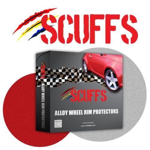 Vernuftig Red Scuffs By Rimblades Alloy Wheel Rim Protectors/ Rim Guards/rim Tape