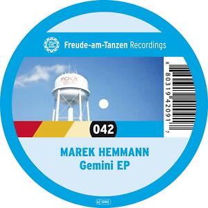 Marek-Hemmann-Gemini-Ep-12-034-Vinyl-2009-Joy-Am-Dance-Fat042-New
