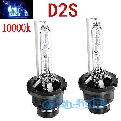 2x D2S 35W Xenon HID Replacement Bulbs BMW 3 Series E46 1998-2006 /& M3 10000K