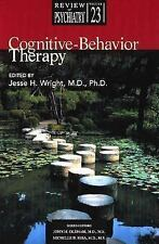 Cognitive-Behavior Therapy (Review of Psychiatry), , Good Book