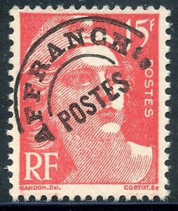 STAMP-TIMBRE-FRANCE-PREOBLITERE-NEUF-SANS-CHARNIERE-N-104-TYPE-GANDON