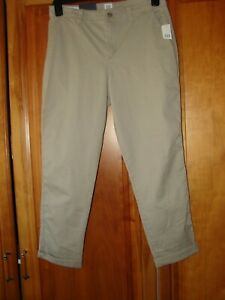 best loved hot products new york BNWT Gap size UK 10, US 6 stone coloured mid-rise, stretch ...