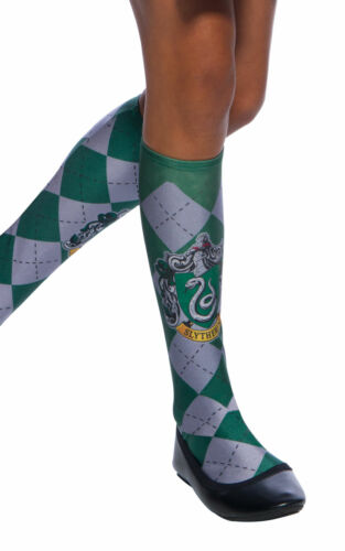 Kinder Slytherin Socken Kostüm Buchwoche Harry Potter Zubehör