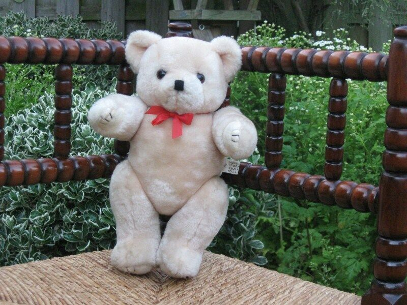 Hiddie Design Holland Jointed Teddy Bear