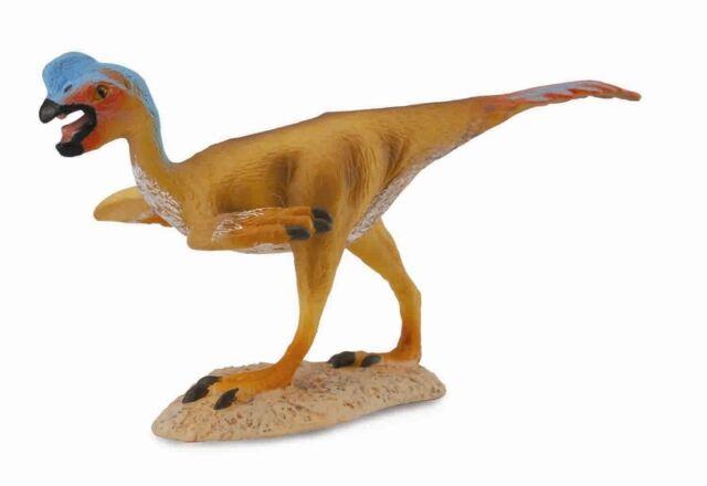 Oviraptor 9cm Dinosaurio Collecta 88411 Ebay It was a birdlike dinosaur with a sharp, short beak like a parrot. ebay